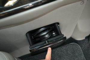 Storage for Wireless Headphones, Enjoy the Ride! Explorer Van Company