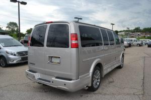 New Explorer Vans for Sale