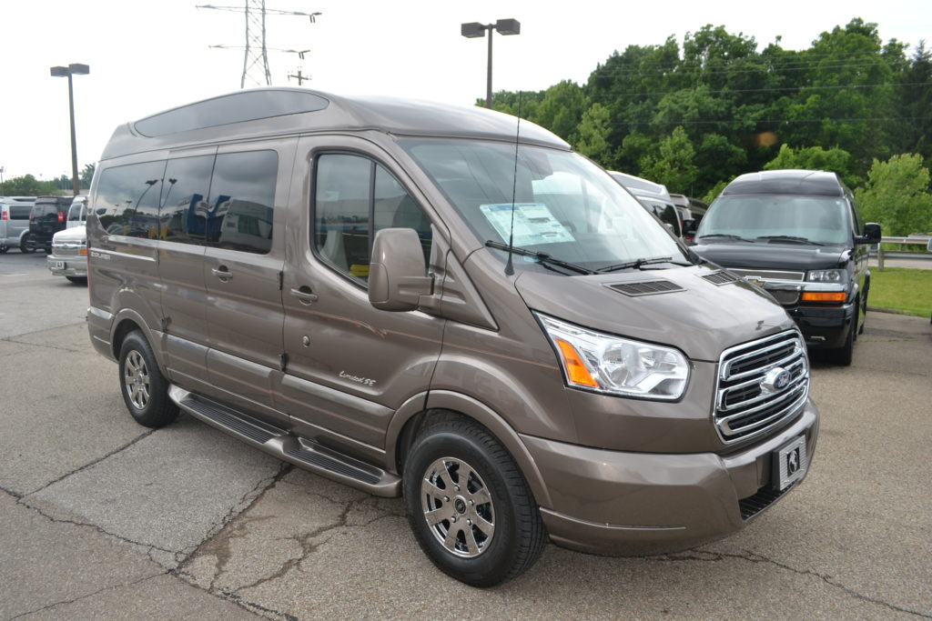 aa0aa5521d6499 2018 Ford Transit 150 - Explorer Limited SE-VC - Mike Castrucci ...