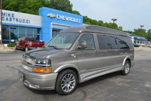 1GCWGBFG5K1343311 Mike Castrucci Chevrolet Conversion Van Land Explorer Van Company #1 Dealer