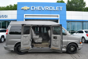 Used AWD Conversion Van Dealer Mike Castrucci Chevrolet