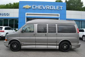 Used Explorer Vans for sale