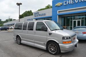 Used Conversion Vans AWD