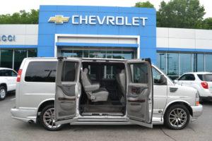 Used Low top AWD Conversion Van Mike Castrucci Conversion Van Land
