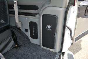 Vacuum and Jack Equipment Storage