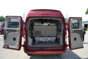 2020 Ford Transit Mike Castrucci Conversion Van Land