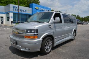 Mike Castrucci Chevrolet Conversion Van Land