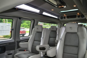Make the Ride Easy, Comfortable, & Fun for All. Explorer Van Company