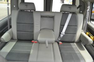 Comfortable Family Travel Explorer Van Conversions