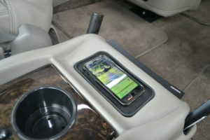 Wireless Phone Charging Pad Explorer Van options