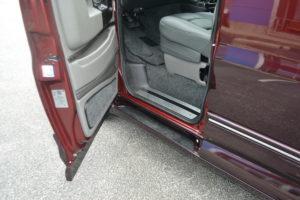 Medallion Series Ground Effects with Hidden Step Explorer Van Company