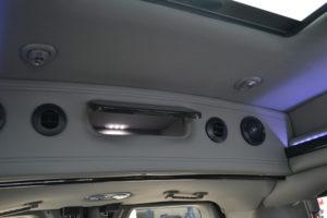Lighted Rear Storage Compartment Explorer Van Co