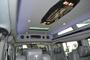 Ford Conversion Vans by Explorer Van Co