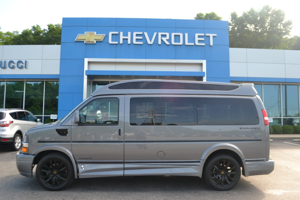 Explorer Van #1 Dealer Mike Castrucci Chevrolet Conversion Van Land