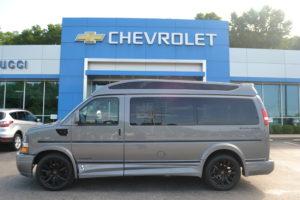 Explorer Van #1 Dealer Mike Castrucci Chevrolet Conversion Van Land