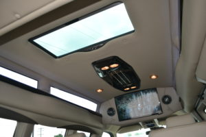 Vista Cruiser Side Glass, Deep tint with a very open feel on the inside. Experience the Ride Explorer Van Company