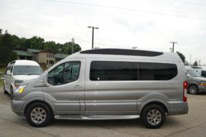 Explorer Van Ford Conversion