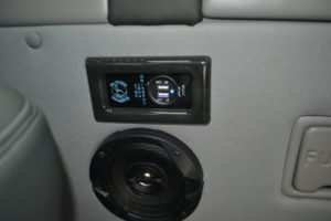 Rear USB Power Ports 6 Total are available in the comfortable rear passenger area Keep your Device Powered Up and Connected Mike Castrucci Chevrolet Conversion Van Land