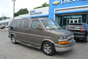 Used AWD Conversion Van Explorer