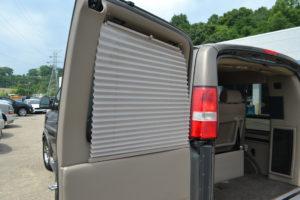 AWD Explorer Van