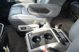 Power Passenger Seat, Heated, Power Lumbar, Power Recline. Enjoy the Ride, Explorer Van Co.