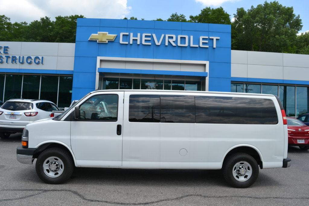 2013 Chevrolet Express 3500 Ext. 12 Passenger Van Mike Castrucci Chevrolet, Conversion Van Land 1GAZG1FA7D1157820