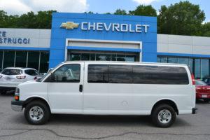 2013 Chevrolet Express 3500 Ext. 12 Passenger Van Mike Castrucci Chevrolet, Conversion Van Land 1GAZG1FA7D1157820