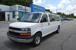 Mike Castrucci Chevrolet, Conversion Van Land 1GAZG1FA7D1157820