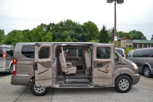 Ford Low top Explorer Van