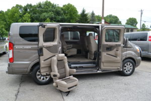 Ford Conversion Vans Explorer Van