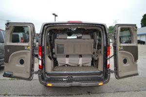 Explorer Van Conversions on Ford
