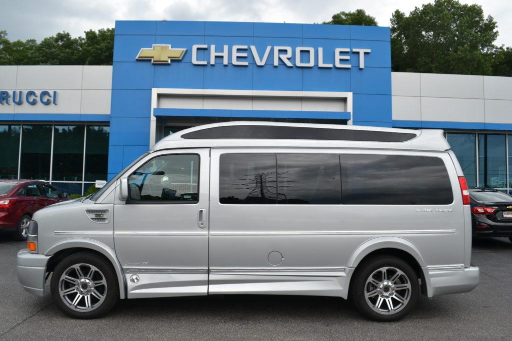 2017 Chevrolet Express Explorer Conversion Van