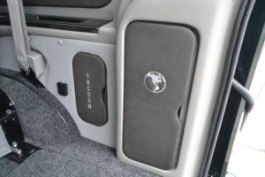 Vacuum & Jack Storage Compartments, Explorer Van.