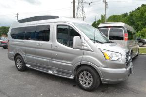 New 2018 Ford Transit Explorer Conversion Van