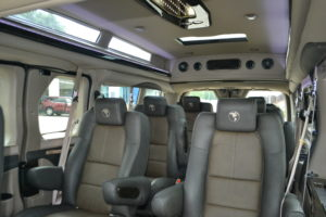 Executive Travel Vans Mike Castrucci Conversion Van Land
