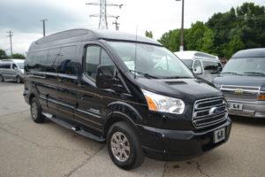 8 Passenger Explorer Conversion Van Mike Castrucci Ford Conversion Van Land