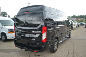 Executive Travel Vans