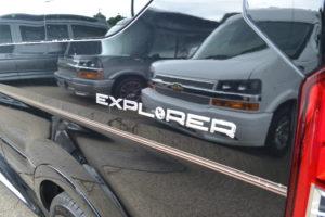 executive travel conversion vans