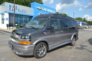 1GCWGAFG6K1356272 Mike Castrucci Chevrolet Conversion Van Land Explorer Van Company #1 Dealer