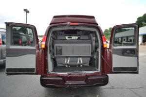 2018 Explorer Van