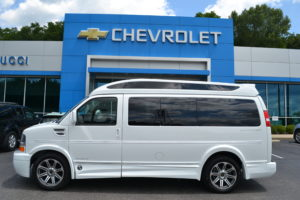 2017 Chevy Express 2500