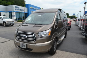 Used Ford Transit Explorer Conversion Van