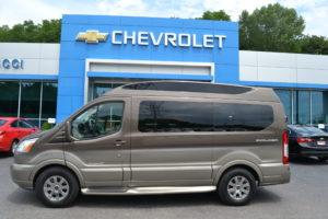 Used Ford Transit Conversion Van