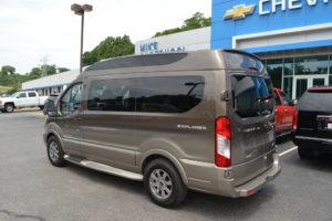 Used Hi Top Ford Conversion Van