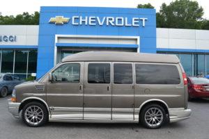 2012 AWD Explorer Conversion Van MIke Castrucci Chevrolet Conversion Van Dealer