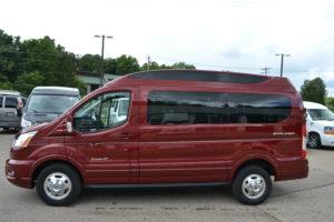 AWD Ford Transit Conversion Van Land