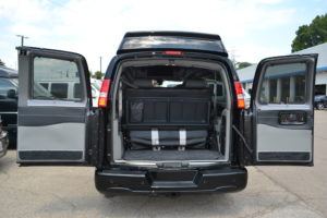 Family Travel with Cargo Room. Take the Team and The Gear, Shopping, Golf, Sports, Holiday, Weekend, or Vacation Travel made Easy. Let the Getting there be as fun as Being there. Explorer Van Company.