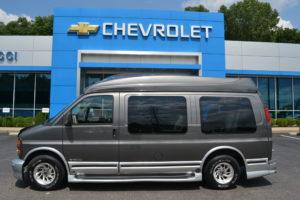 1999 Chevrolet Conversion Van Mike Castrucci Chevrolet Conversion Van Land