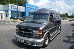 Used Conversion Van Dealer