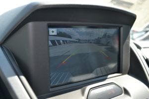 Back Up Camera, Image Appears in Large Color Navigation Screen. Ford Conversion Vans Rock